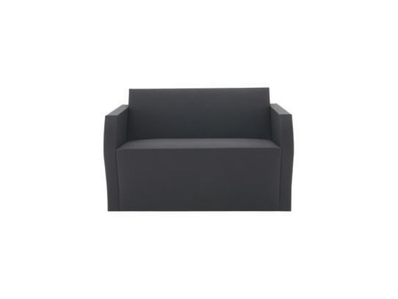 Fabric sofa SIMPLE BRIDGE - ROSET ITALIA