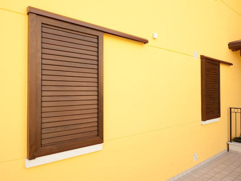 Shutter Louvered shutter - Diquigiovanni