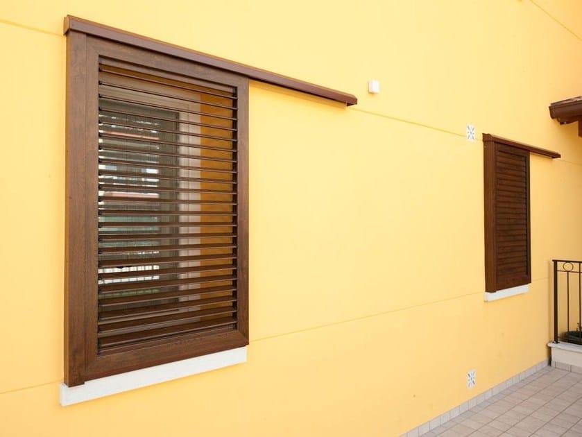 نوافذ شتر شبابيكshutter نوافذ الومنيوم شتر نوافذ حماية من الشمس شبابيك منازل