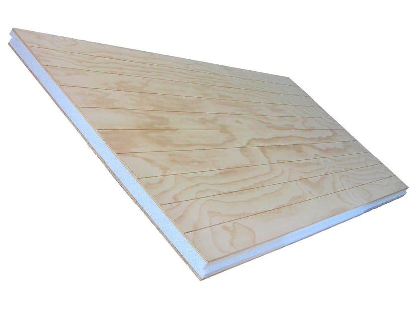 EPS under-tile system SANDWICH - RE.PACK