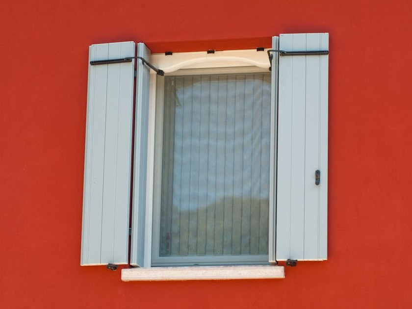 PVC panel shutter Solid shutter - Diquigiovanni