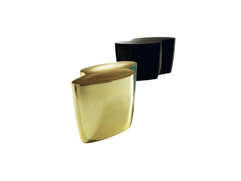 Low ceramic coffee table PALETTE - ROSET ITALIA