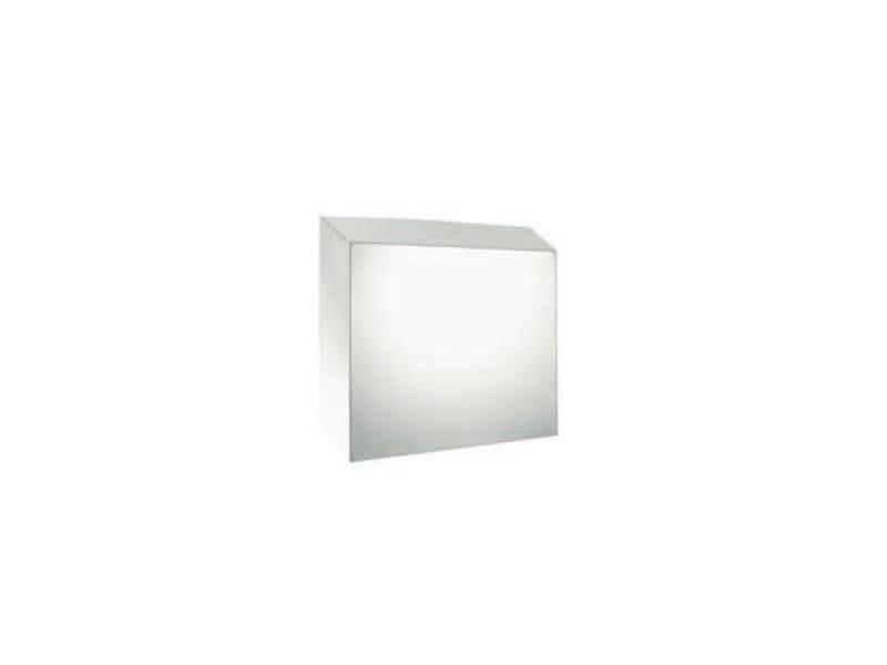 Wall-mounted mirror MIRRKO - ROSET ITALIA