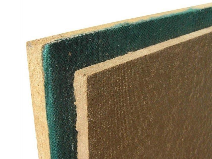 Pannello fonoisolante repfon top feltro e pannello - Miglior materiale per finestre ...