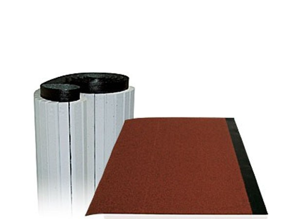 Dual waterproofing and thermal insulation system ROTOLO O LASTRA IN EPS | Dual waterproofing and thermal insulation system - RE.PACK