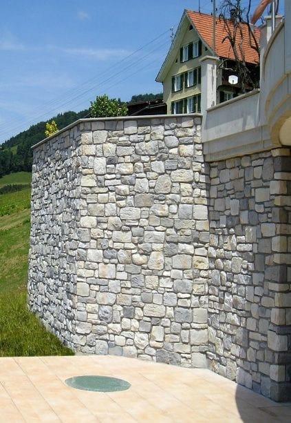 Rivestimento in pietra ricostruita per esterni appennino italpietra - Rivestimento per esterno in pietra ...