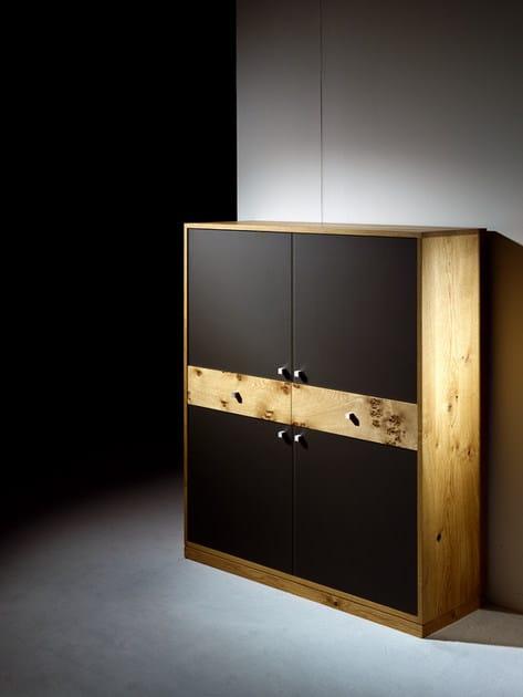 wooden storage unit kosmos collection by scholtissek co. Black Bedroom Furniture Sets. Home Design Ideas