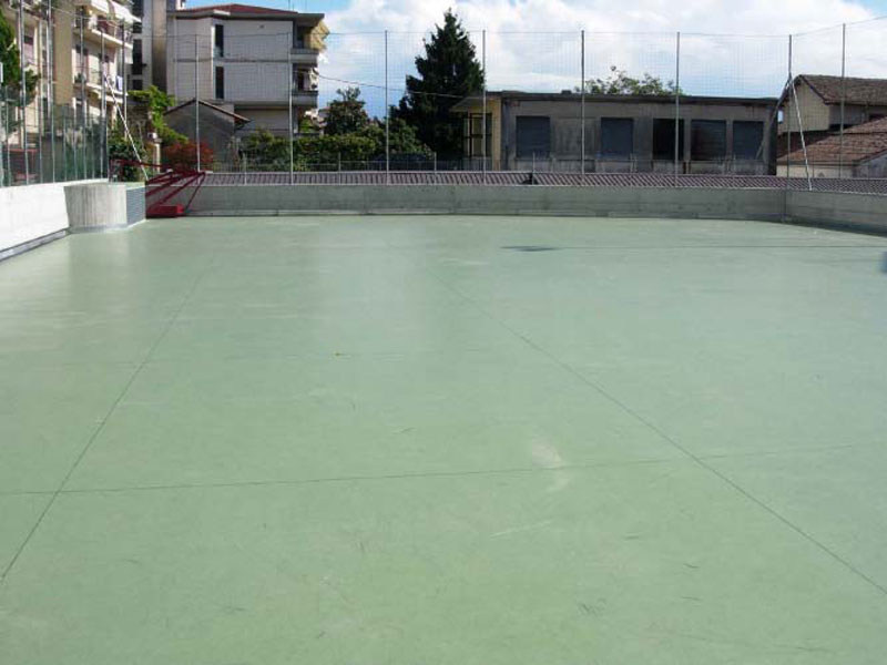 Non-slip treatment for flooring MasterTop TC 1365 - BASF Construction Chemicals Italia