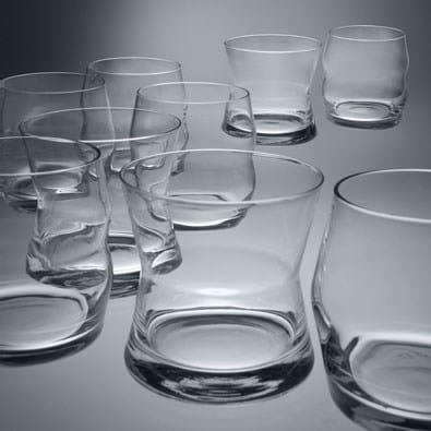 Blown glass glass MATCH - ROSET ITALIA