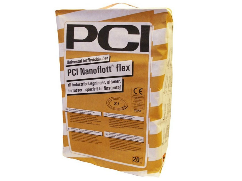 Cement-based glue PCI NANOFLOTT - BASF Construction Chemicals Italia