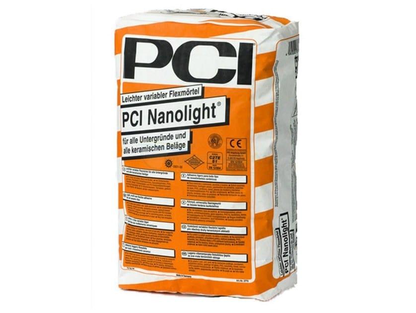 Cement-based glue PCI NANOLIGHT - BASF Construction Chemicals Italia