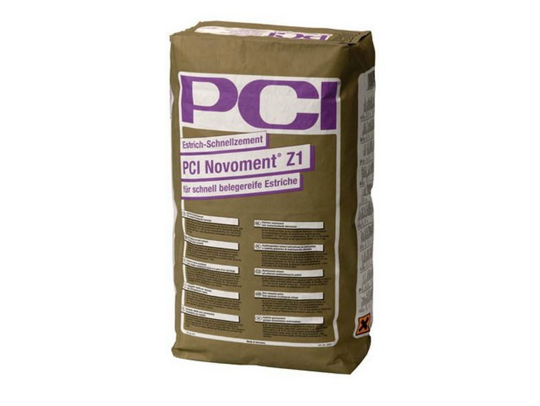 Cement PCI NOVOMENT Z1 - BASF Construction Chemicals Italia