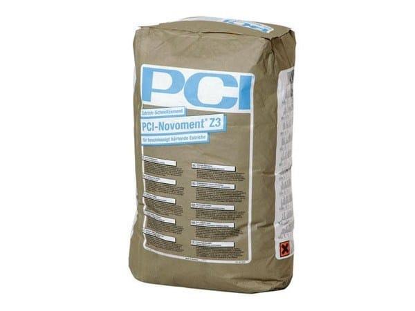 Cement PCI NOVOMENT Z3 - BASF Construction Chemicals Italia