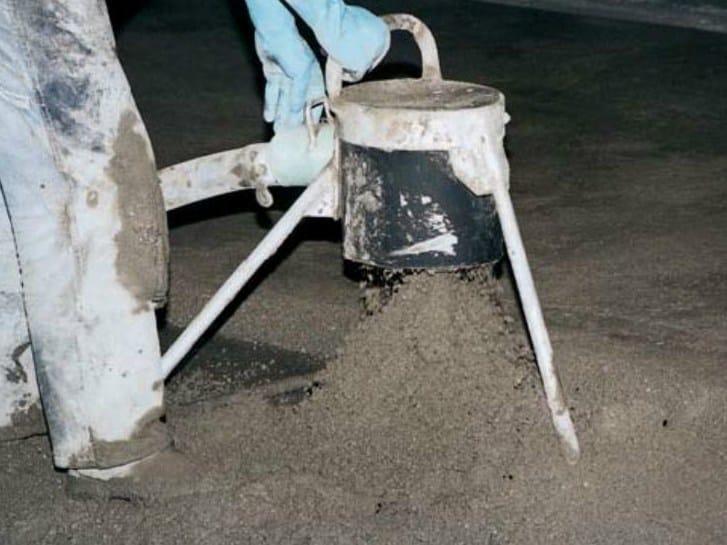Pre-mixed screed PCI PERICEM PLUS - BASF Construction Chemicals Italia