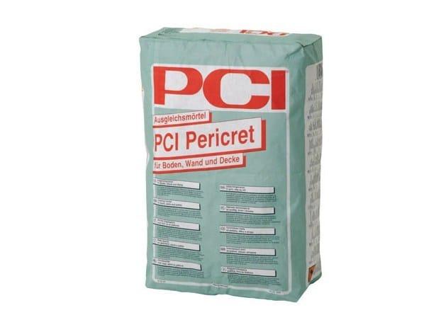Floor tile grout PCI PERICRET - BASF Construction Chemicals Italia