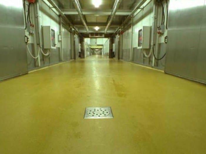 Industrial flooring Ucrete UD200 - BASF Construction Chemicals Italia