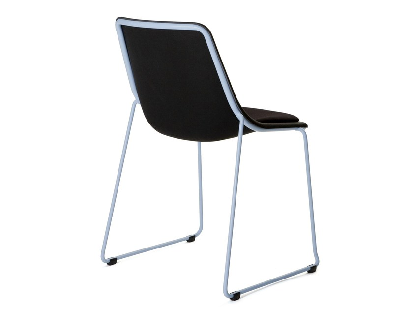 Sled base stackable chair KOLA | Sled base chair by Inno Interior Oy