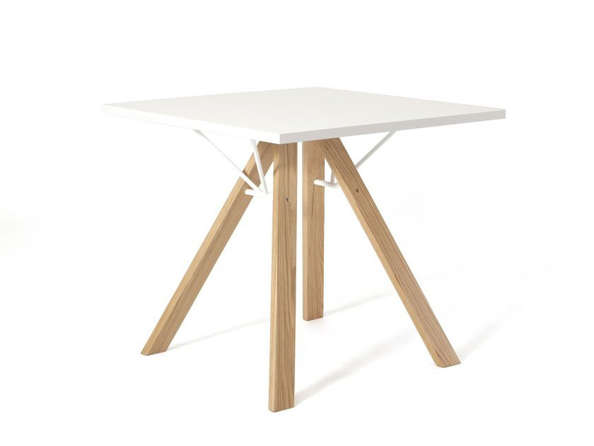 Square table LAB | Square table by Inno Interior Oy