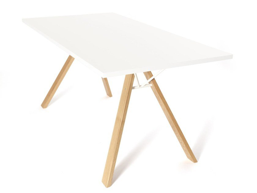 Rectangular table LAB | Rectangular table - Inno Interior Oy