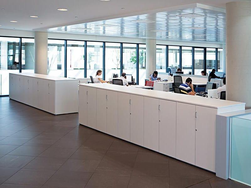 Mobile ufficio modulare con serratura mobile ufficio for Mobile ufficio con serratura