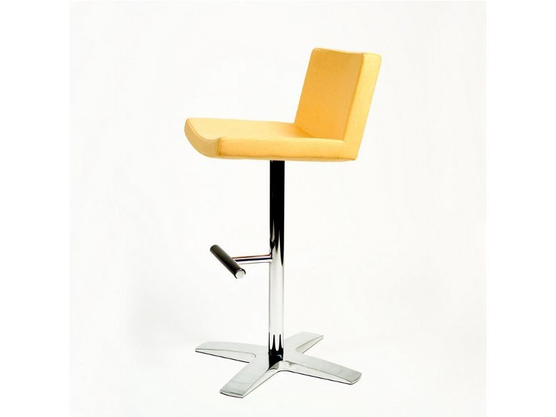 Height-adjustable barstool BAR by Inno
