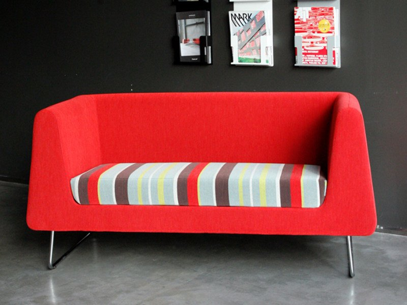 Fabric small sofa JARMAN | Small sofa - Inno Interior Oy