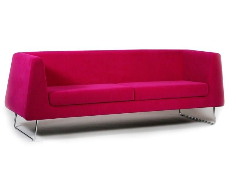 Sled base sofa JARMAN | Sofa - Inno Interior Oy