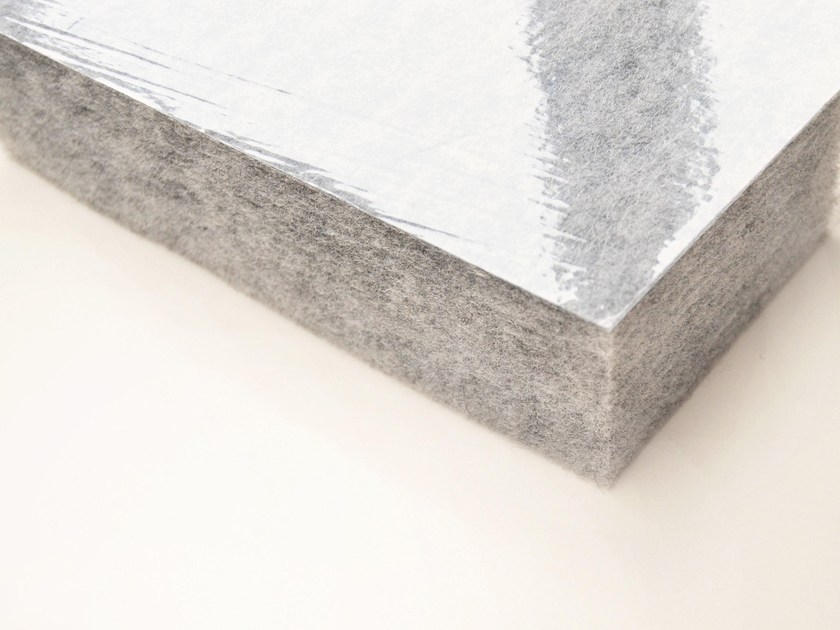 Isolante termoacustico per intercapedini di pareti ISOLMANT PERFETTO PM - ISOLMANT - TECNASFALTI
