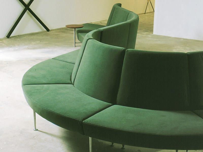 Sectional modular sofa LOBBY PLUS - Inno Interior Oy