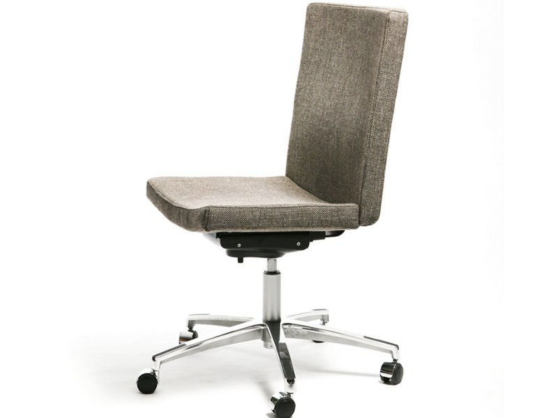 Chair with 5-spoke base with casters MEETING EXTRA | Chair with 5-spoke base - Inno Interior Oy