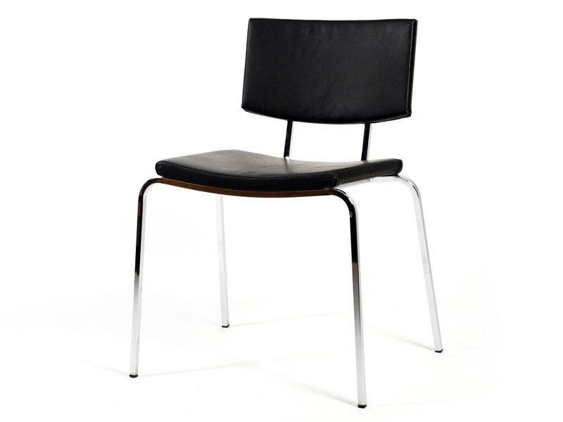 Stackable restaurant chair SLIM | Chair by Inno Interior Oy