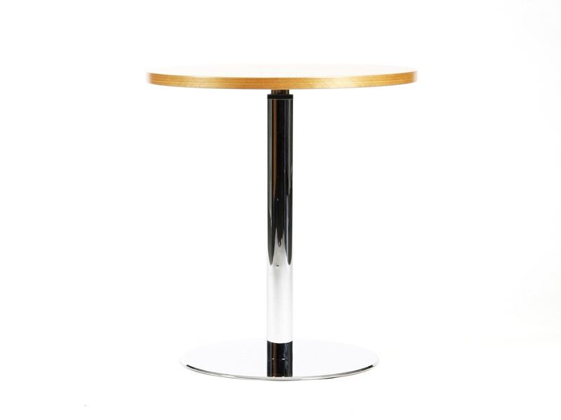 Height-adjustable round table SELECT LIFT by Inno Interior Oy