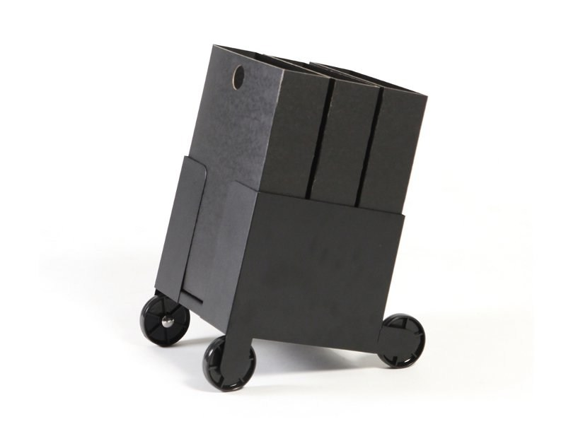 Waste paper bin CRUISER 2011 by Inno Interior Oy