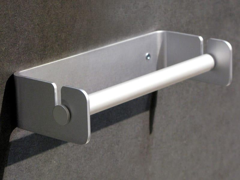 Aluminium paper towel holder JR. | Paper towel holder - Inno Interior Oy