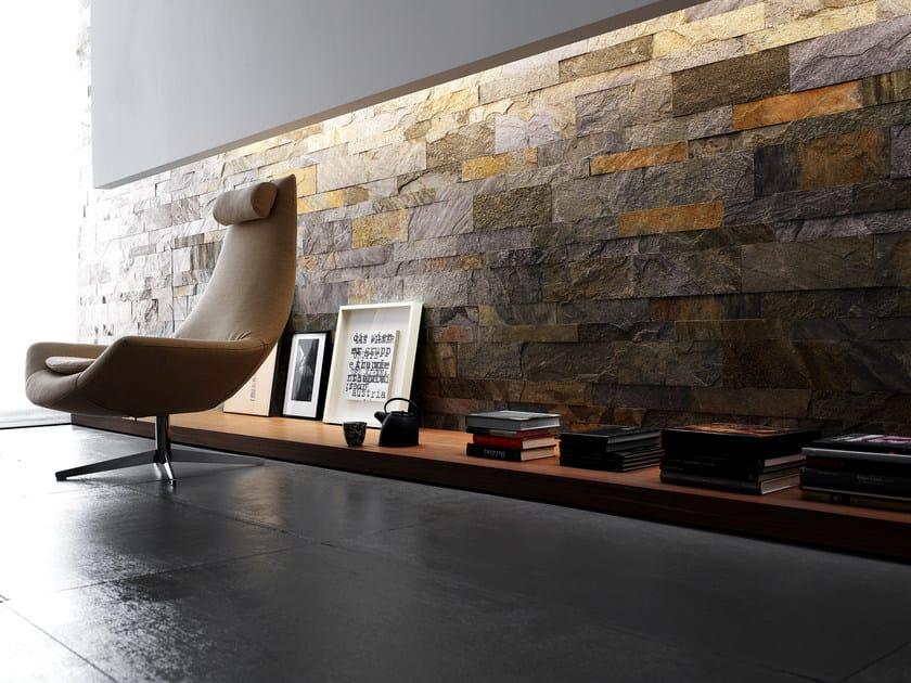 Slate wall/floor tiles MAXI MURALES - ARTESIA® / International Slate Company