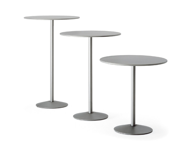 Round metal coffee table CAPPUCCINO TABLE - YDF