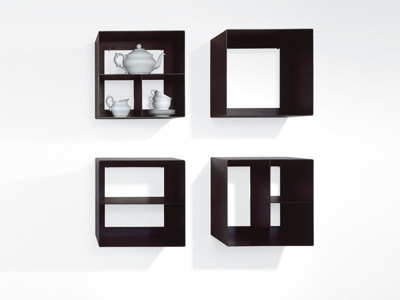 Open metal wall cabinet OVERTIME - YDF