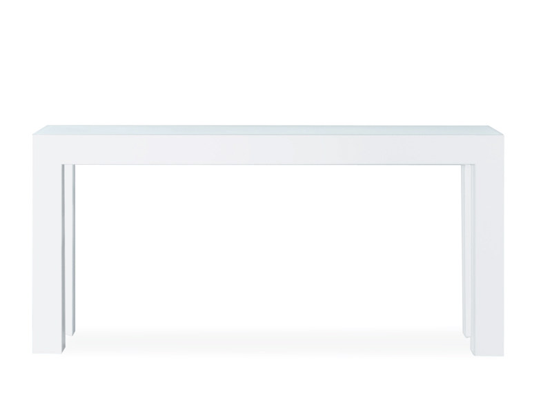 Rectangular console table RICCARDO | Console table - YDF