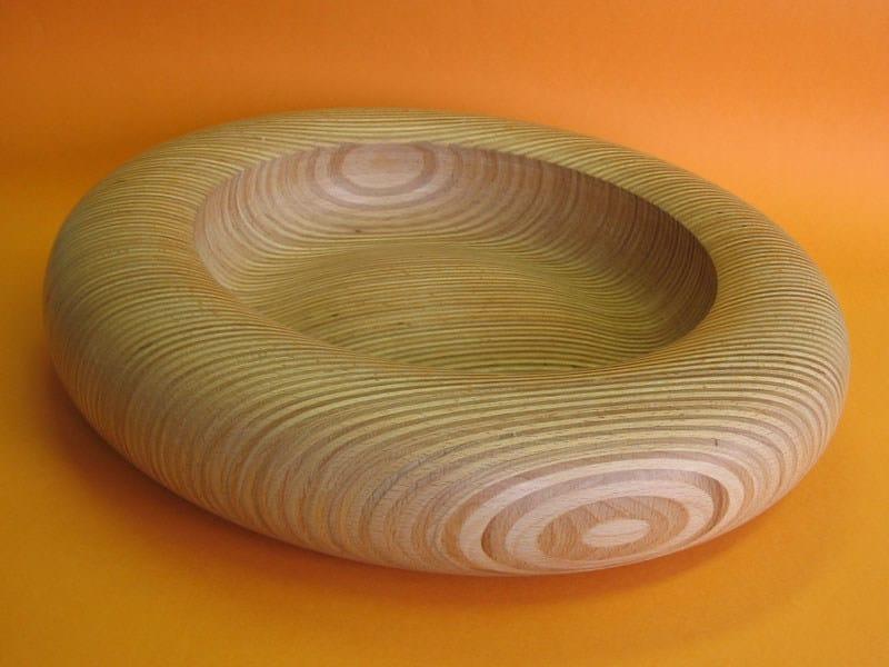 Rivestimento in legno massivo plexwood for Portaritratti legno