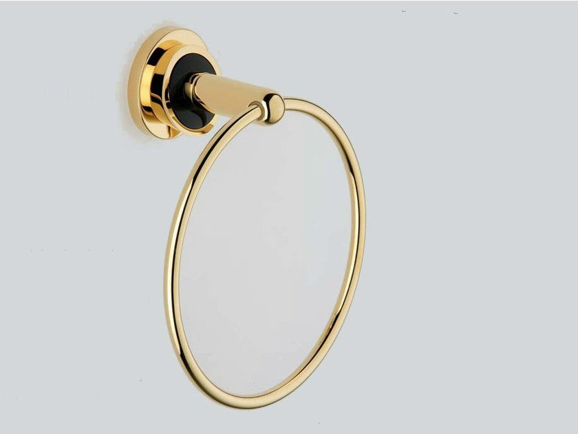 Towel ring BAGATELLE | Towel rack - INTERCONTACT