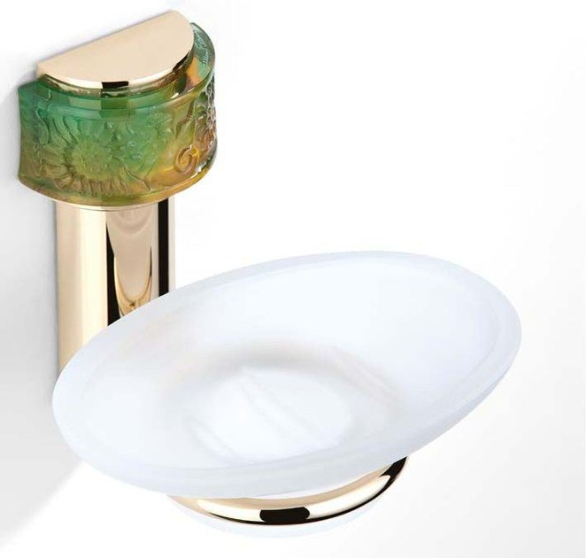 Wall-mounted soap dish ISLAND | Soap dish - INTERCONTACT