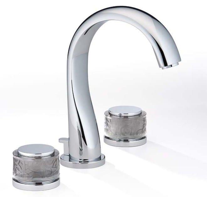 3 hole washbasin tap PARADISE | Washbasin tap - INTERCONTACT