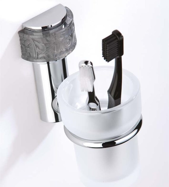 Toothbrush holder PARADISE   Toothbrush holder by INTERCONTACT