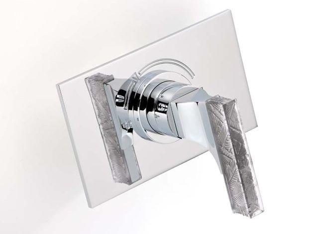 Single handle shower mixer VEGETAL | Shower mixer by INTERCONTACT