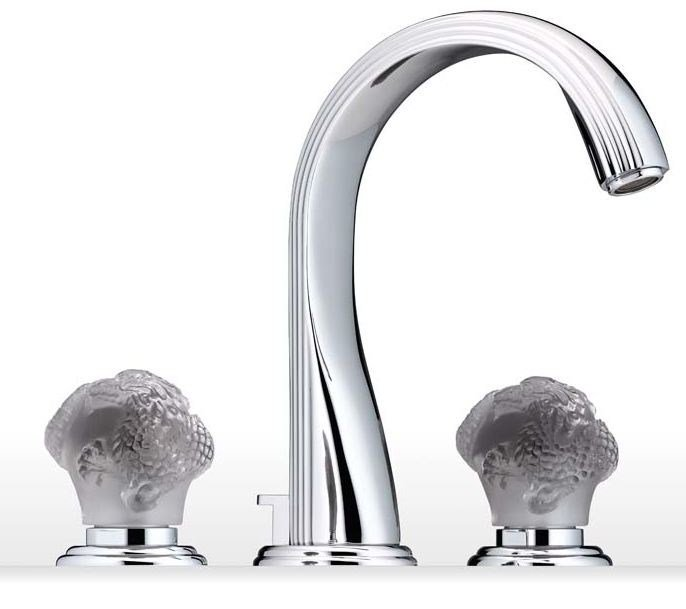 3 hole washbasin tap MOON DRAGON | Washbasin tap - INTERCONTACT