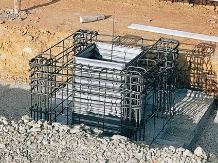 Disposable formwork Disposable formwork - Max Frank Italy