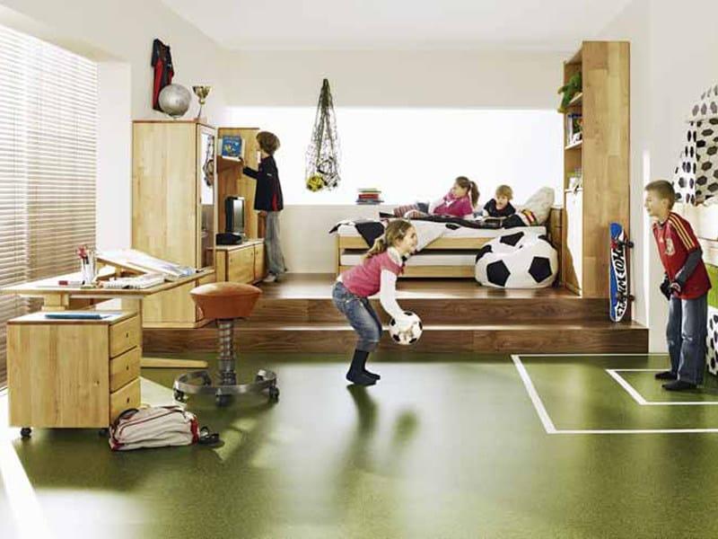 Cameretta in legno per bambini mobile collezione mobile by for Mobile per cameretta