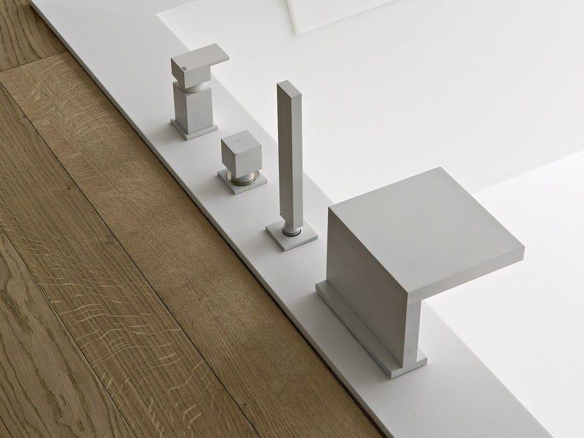 Bathtub set with hand shower LEVA   Bathtub set - Rexa Design
