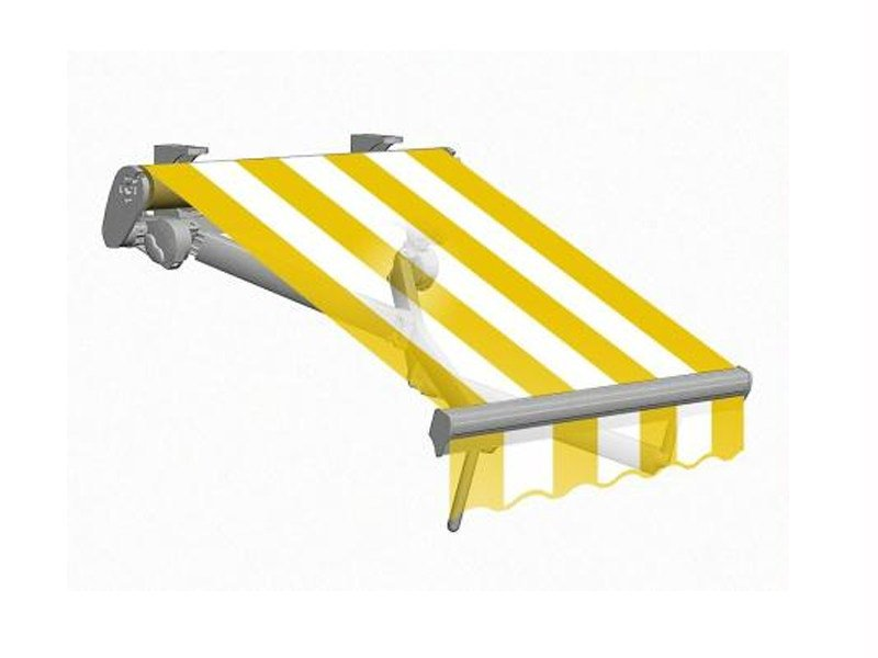 Folding arm awning R32 MISTRAL - BT Group