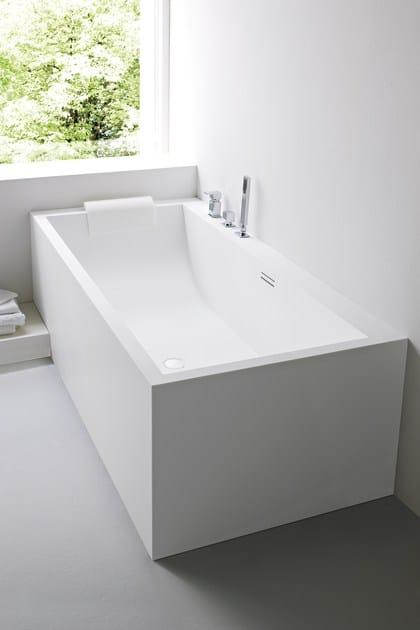 unico vasca da bagno rettangolare